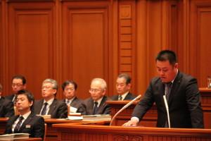 2014年2月14日 本会議